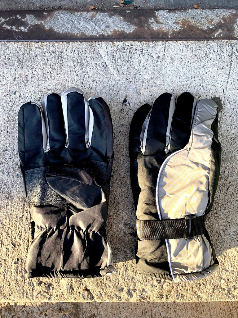 A/OK Glove in Grey by A/OK