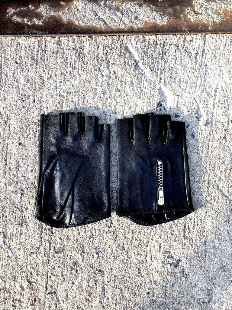 Load image into Gallery viewer, Womens Fingerless Zip Back Glove