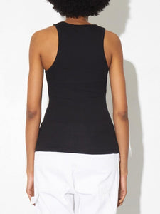 Jil Tank in Black by A/OK OOS