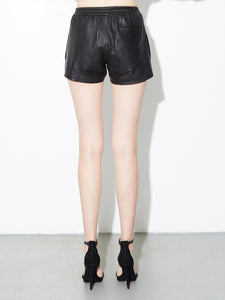Oak LA Reed Short in Black in Black by Oak