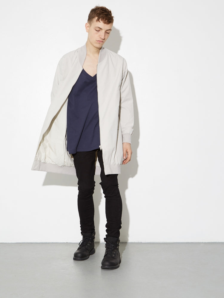 Long Zip Bomber in Putty by OAK