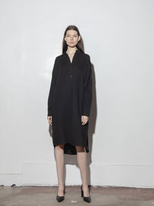 Giant Shirt in Black by Oak OOS
