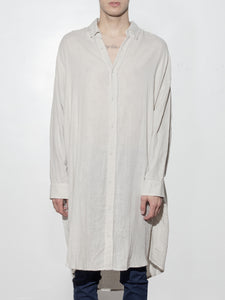Giant Shirt in Putty by Oak OOS