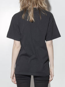 Standard Crew Tee in Black by Oak