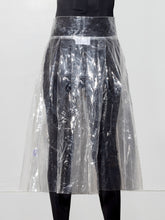 Load image into Gallery viewer, A/OK Vinyl Skirt in Liquid