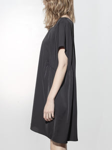 Tent Dress in Black by A/OK OOS