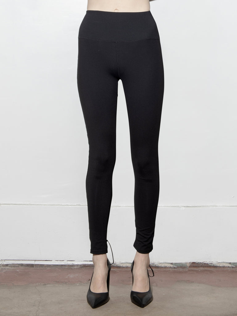 Straight Legging in Black by A/OK
