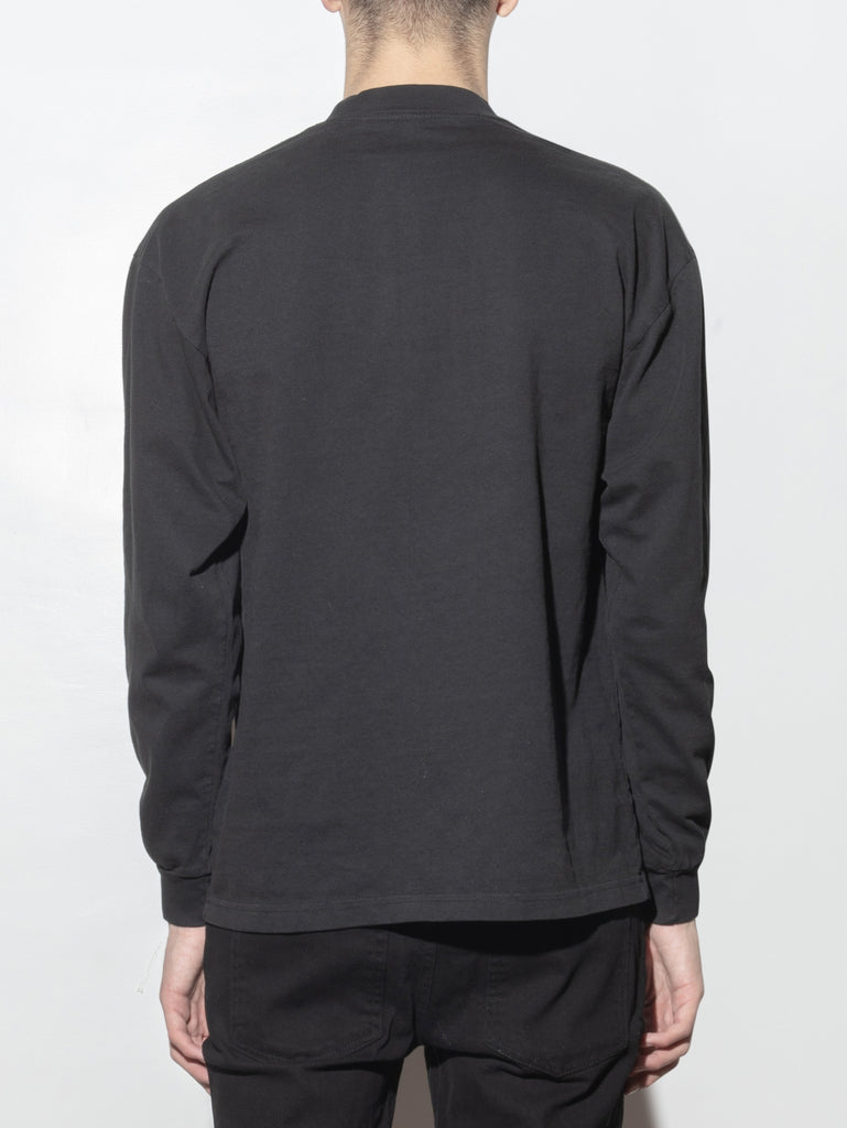 Load image into Gallery viewer, Long Sleeve Mock Neck Tee