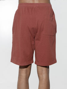 Boyce Short in Burnt Orange by Oak