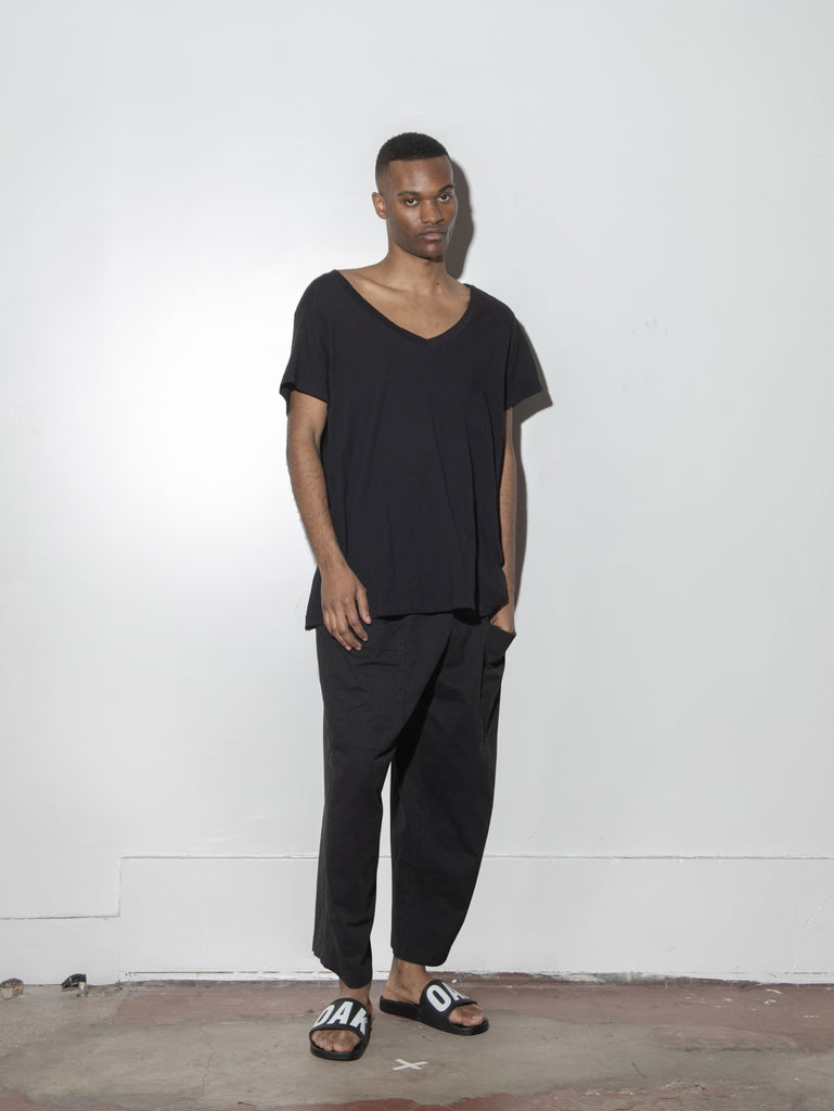 Waverly Pant in Black by Oak