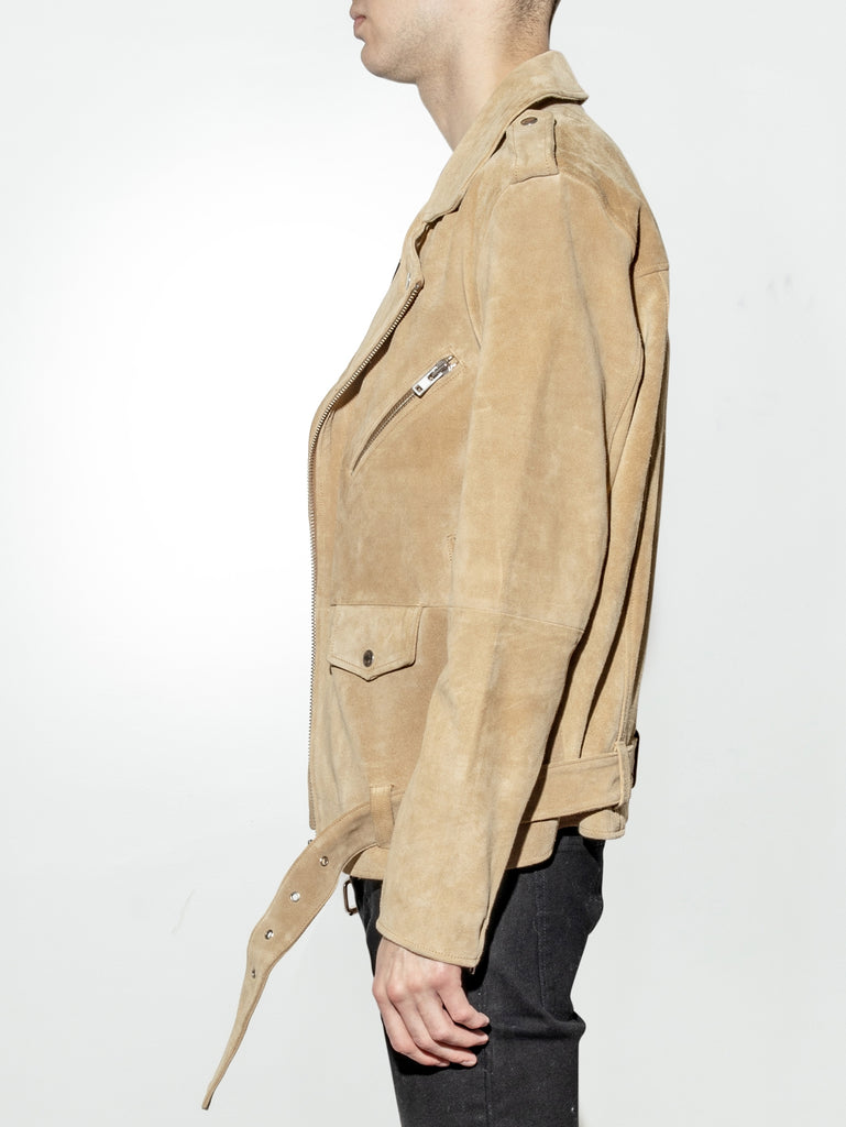 Load image into Gallery viewer, NY Suede Roamer Jacket