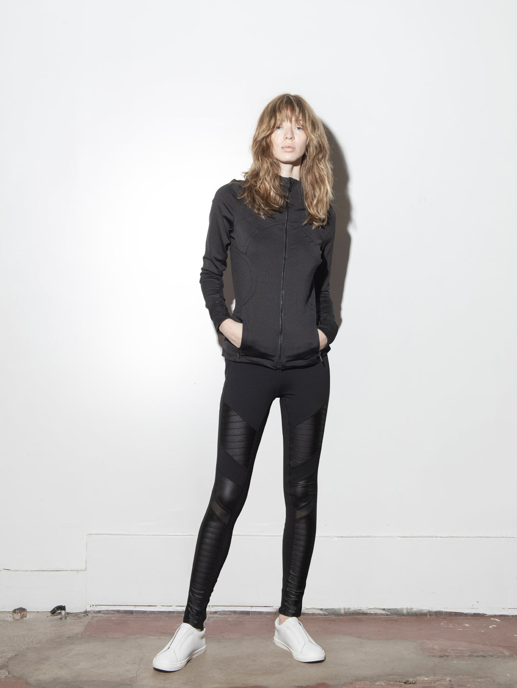 A/OK Panel Legging in Black