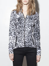Load image into Gallery viewer, A/OK Curve Jacket in Cheetah