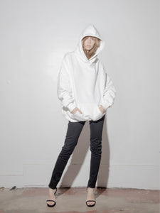 A/OK Oversized Hoodie in Ivory in Ivory by A/OK OOS