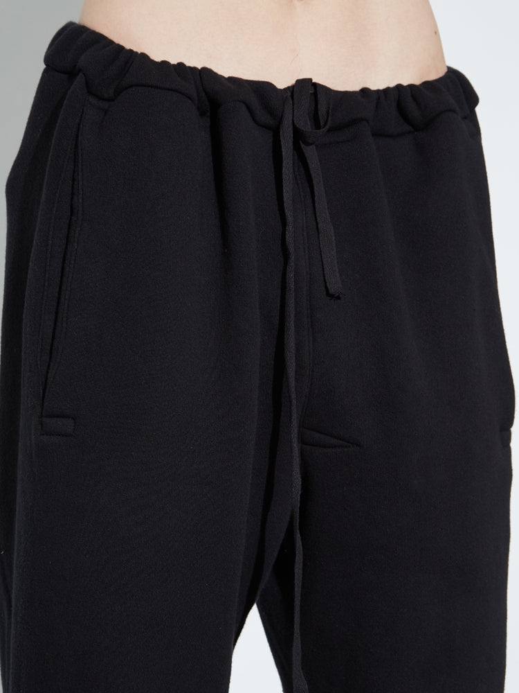 Load image into Gallery viewer, Massive Sweatpants in Black by OAK
