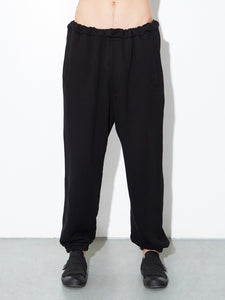 Massive Sweatpants in Black by OAK in Black by Oak
