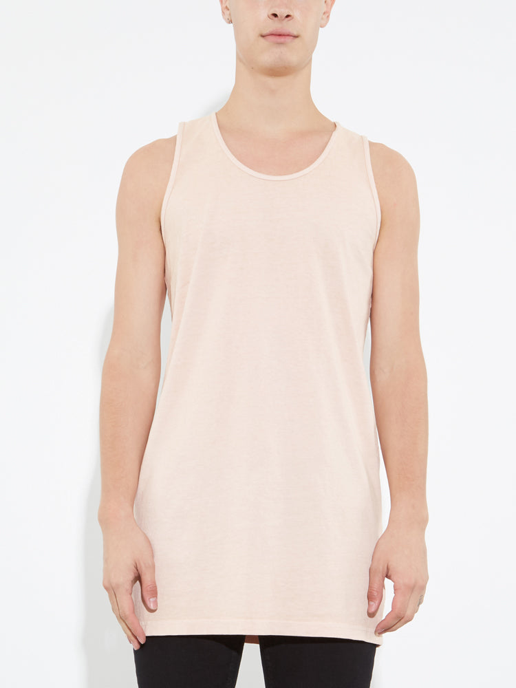 Basic Tank in Petal by Oak