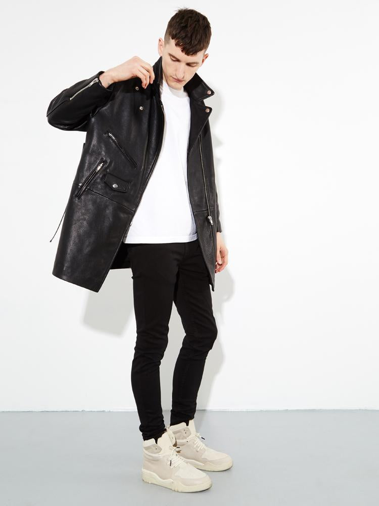 OAK NY RIGGER JACKET - BLACK in Black by Oak
