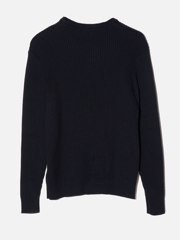 Load image into Gallery viewer, Oak Mercer Sweater in Black