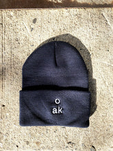 Load image into Gallery viewer, Stacked Logo Beanie
