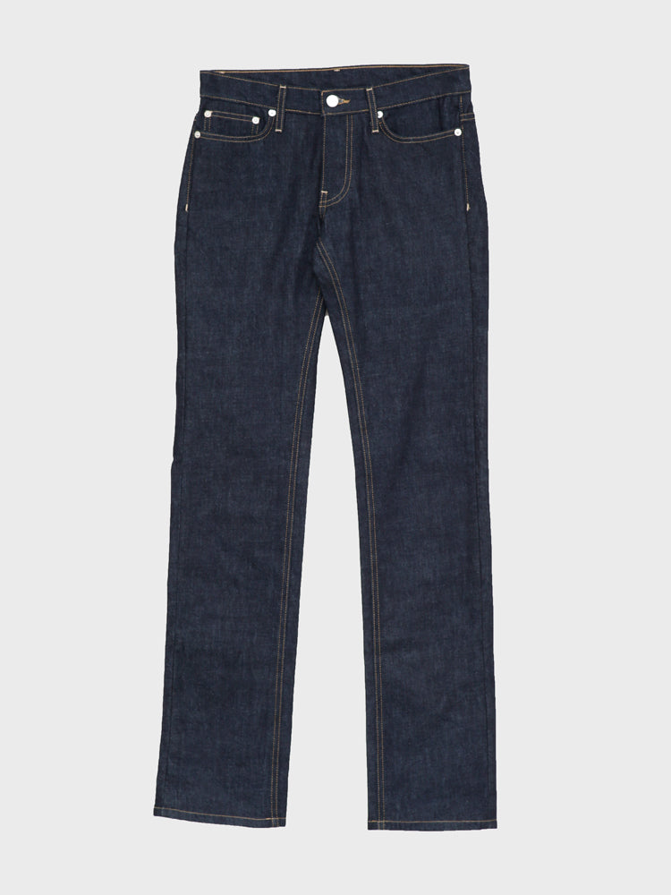 Load image into Gallery viewer, Oak Mid Straight Jean in Indigo