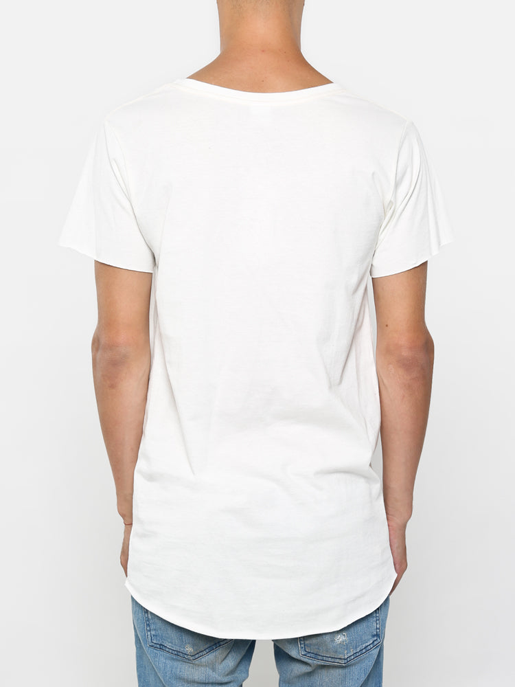 Load image into Gallery viewer, Oak Torque Tee in Bone