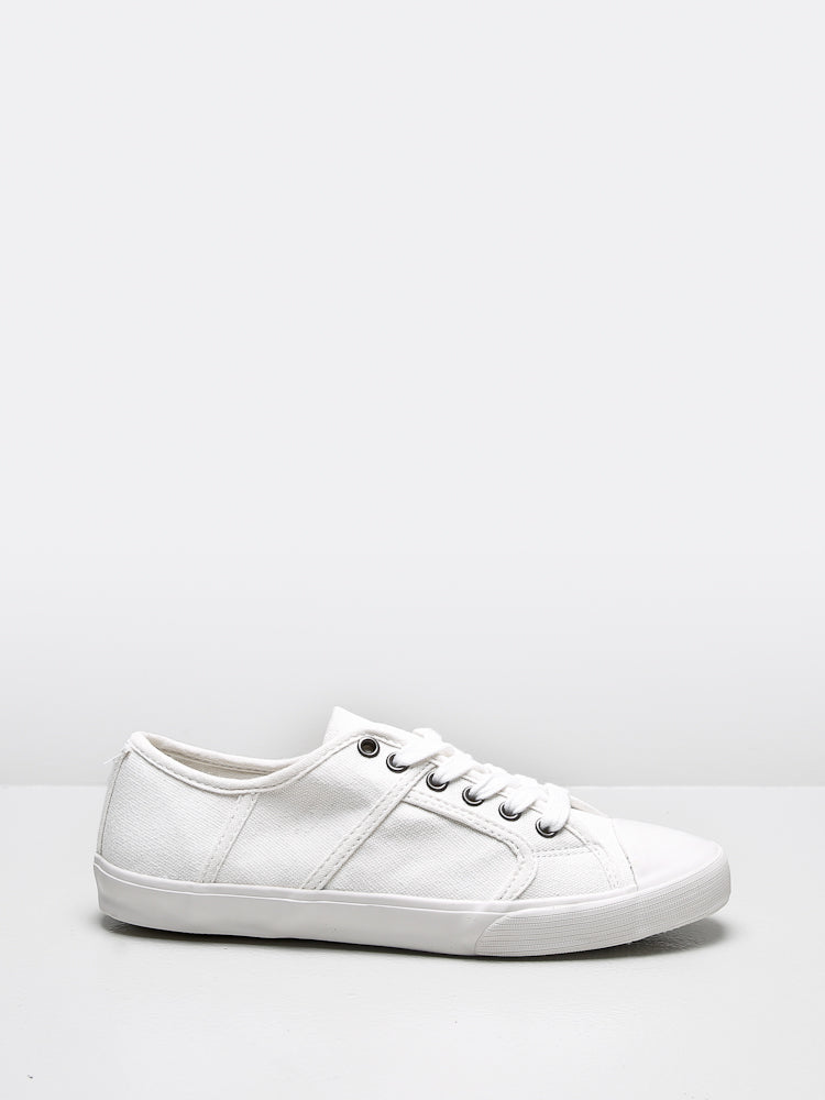 Milton Sneaker in White by Oak in White by Oak