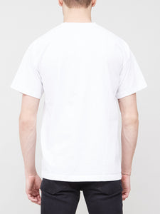 Oak Basic Tee in White in White by Oak OOS