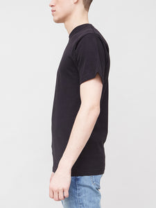 Basic Tee in Black by Oak