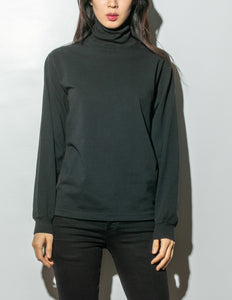 Hawthorne Turtleneck in Black by Oak in Black by Oak OOS