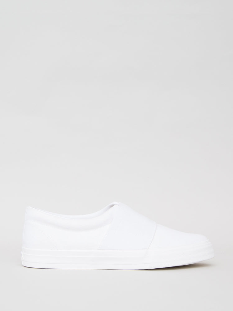 Clay Sneaker in White by Oak
