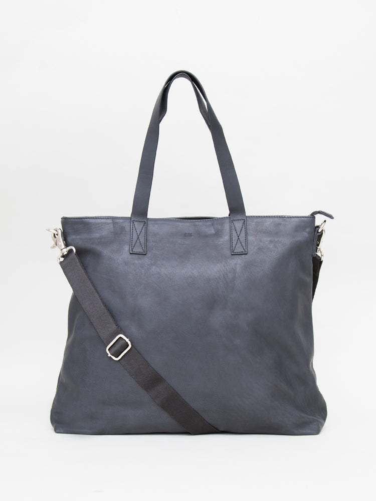 The Leonard Tote in Leather by OAK