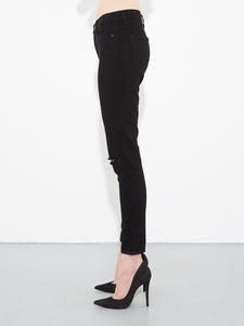 Oak Relaxed Slim in Black in Black by Oak