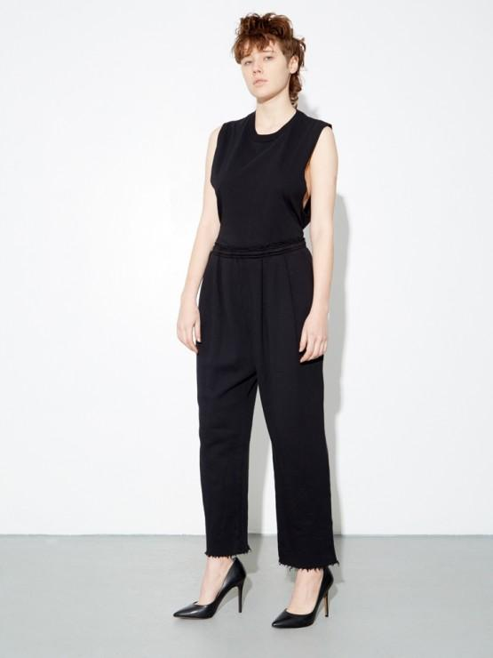 Sisch Pant in Black by Oak