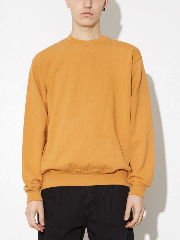 Load image into Gallery viewer, Oak Standard Crew Sweatshirt in Camel