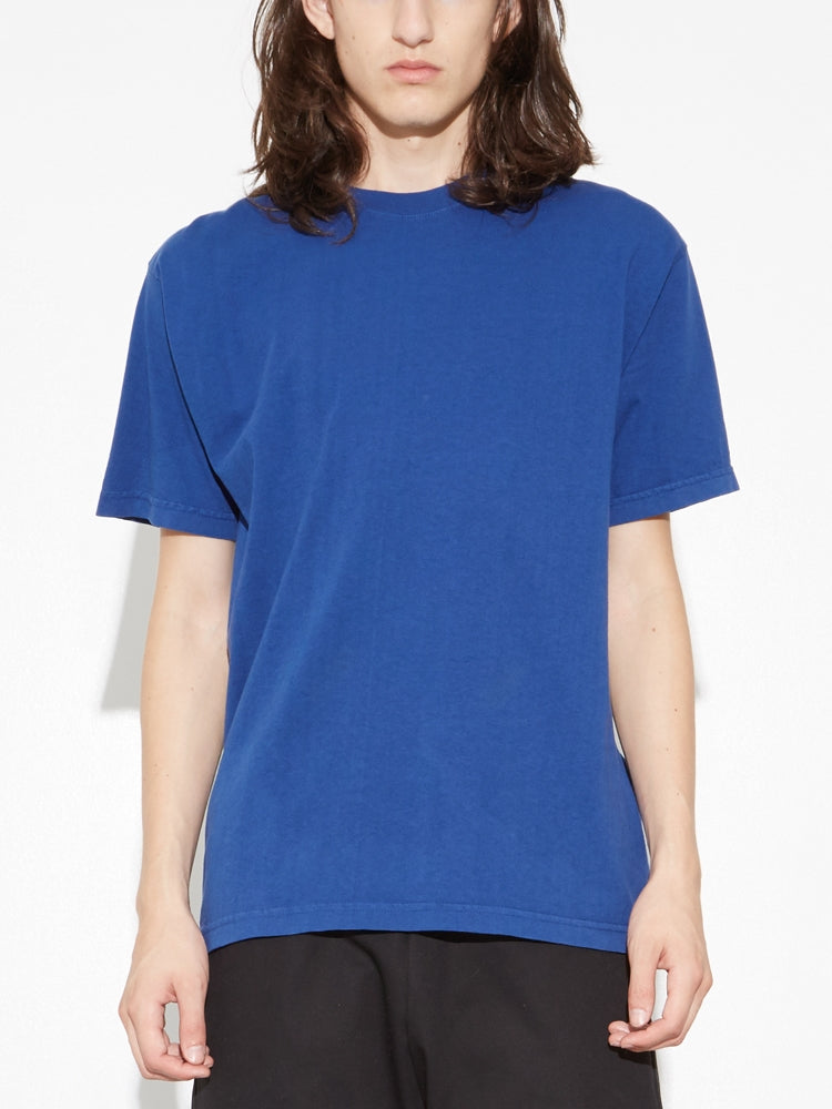 Load image into Gallery viewer, Standard Crew Tee in Lapis by Oak