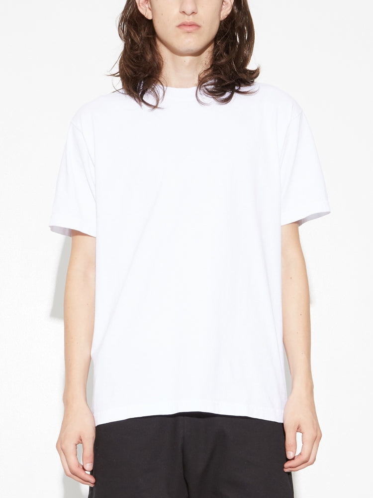Standard Crew Tee in White by Oak in White by Oak