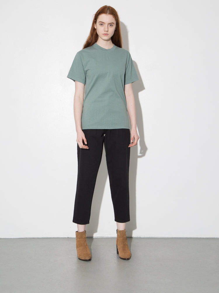 Load image into Gallery viewer, Standard Crew Tee in Atlantic Green by Oak