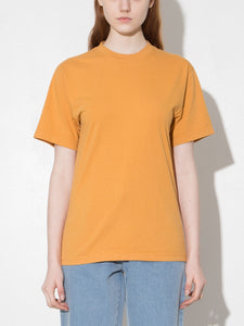 Standard Crew Tee in Camel by Oak in Camel by Oak OOS