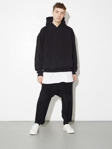 Oak Standard Hoodie in Black in Black by Oak OOS