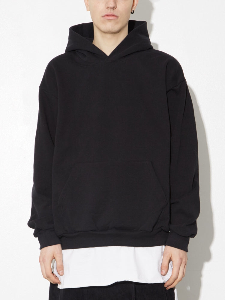 Load image into Gallery viewer, Oak Standard Hoodie in Black