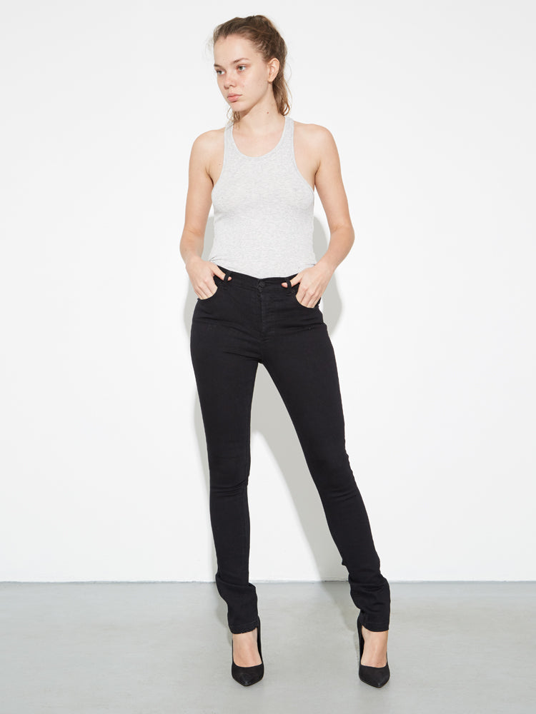 oak Standard Slim Jeans in Black