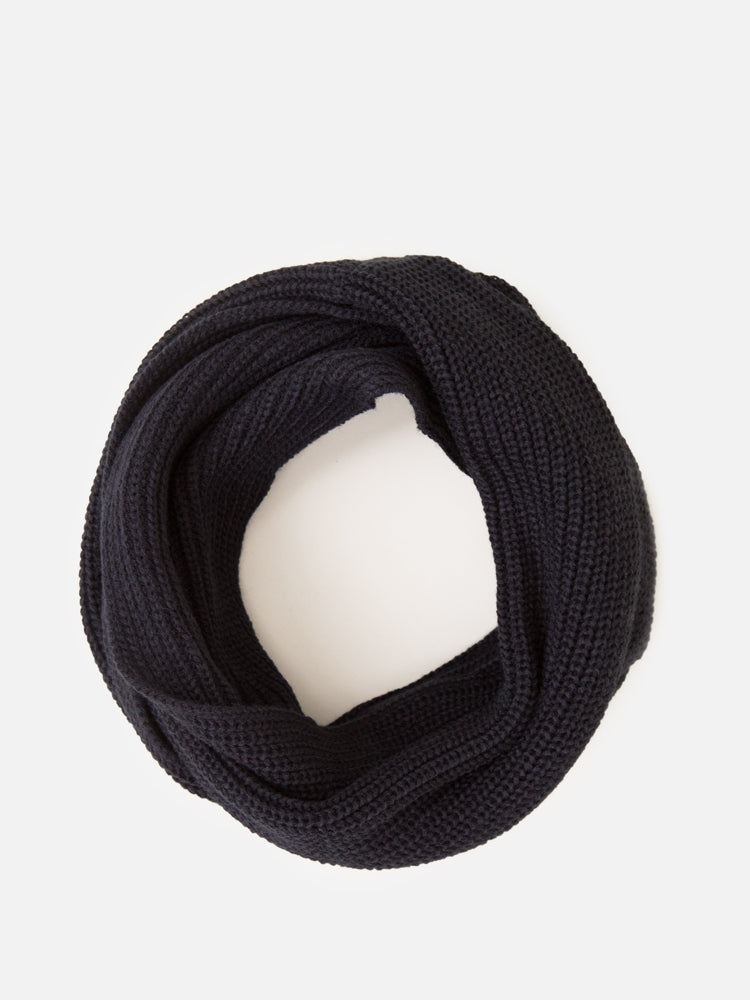 Load image into Gallery viewer, Rib Knit Infinity Scarf