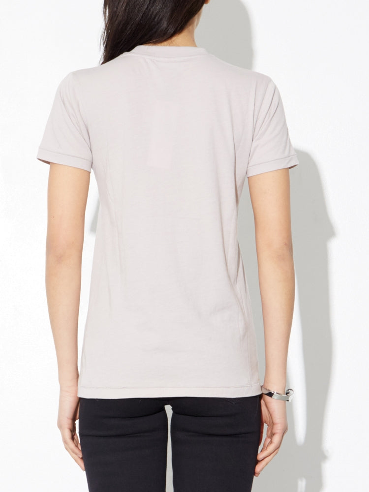 Load image into Gallery viewer, Oak Tight Crew Tee In Putty