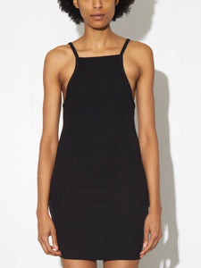 Tight Tank Dress in Black by A/OK in Black by A/OK