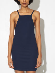 Tight Tank Dress in Midnight by A/OK in Midnight by A/OK