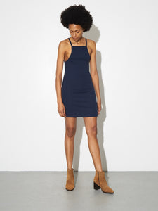 Tight Tank Dress in Midnight by A/OK in Midnight by A/OK OOS