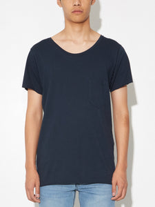 Oak Torque Tee in Dusk in Dusk by Oak