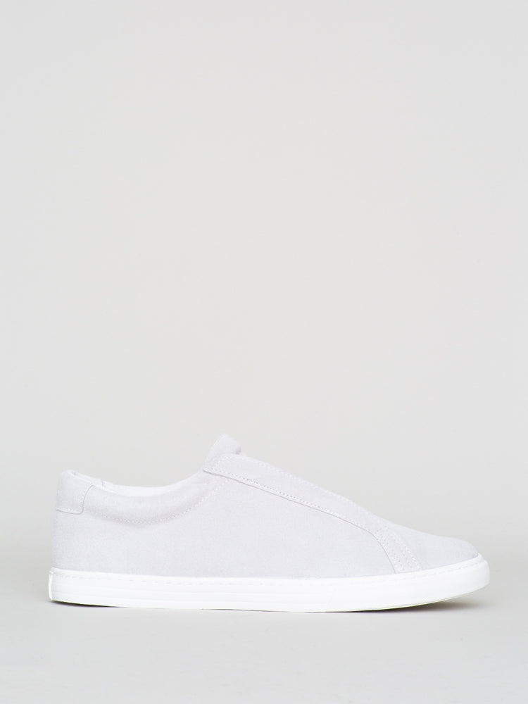 Oak Union Sneaker in Bone Suede