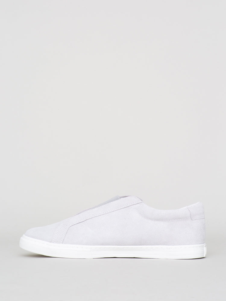 Oak Union Sneaker in Bone Suede in Bone Suede by Oak